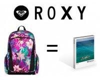 Roxy: Un Sac à Dos Roxy au Choix Acheté = 1 Agenda Offert