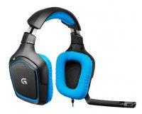 Amazon: [Prime] Casque Gaming Logitech G430 compatible PC et PS4 à 34,90€