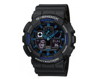 Amazon: Montre Casio G-Shock GA-100-1A2ER à 75,49€