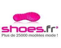 Shoes: -10% sur une sélection de marques soldées