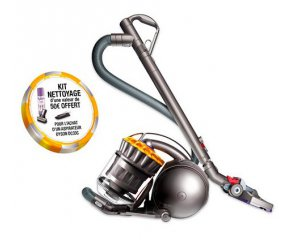 BUT: Aspirateur sans sac DYSON DC33C + Cleaning Kit à 249,99€