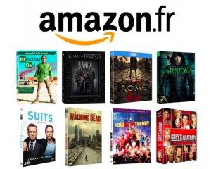Amazon: 1 Série TV achetée = la 2ème offerte