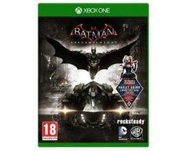 Amazon: Jeu Batman Arkham Knight sur Xbox One à 34€