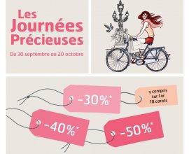 Didier Guérin: Des réductions sur une sélection de bijoux jusqu'à -50%