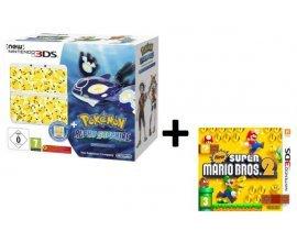 Amazon: 1 New Nintendo 3DS + Pokémon Saphir Alpha = New Super Mario Bros.2 offert