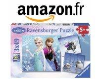 Amazon: - 20% dès 35€ d'achats sur une sélection de Puzzles Ravensburger