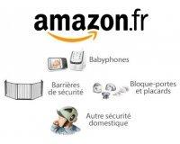 Amazon: - 15% dès 30€ d'achat sur une sélection d'articles pour la sécurité de bébé