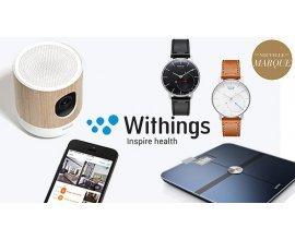 Westwing: Vente des balances et montres connectées Withings