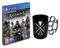 Fnac: Un Mug exclusif offert pour toute précommande du jeu Assassin's Creed Syndicate