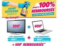 Cdiscount: Plus de 400 000 articles jusqu'à 100% remboursés en bons d'achat