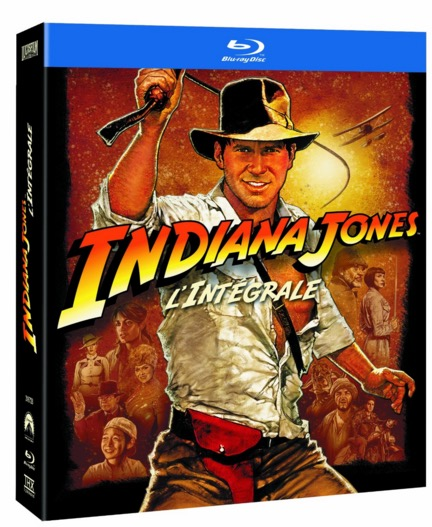 Code promo Cultura : Indiana Jones : L'intégrale des films en Blu-ray en soldes à 12,50€