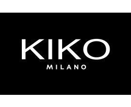 Kiko: -20% sur tous les produits avec le programme KIKO Rewards