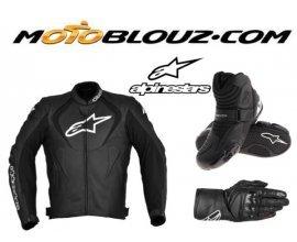 Motoblouz: - 10% sur toute la collection Alpinestars