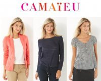 Camaïeu: Les Jours Camaïeu : jusqu'à -50% et - 20% supp. sur les pulls, vestes & manteaux