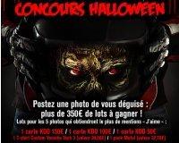 Dafy Moto: Concours Halloween : 350€ de lots à gagner