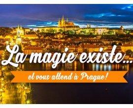 eDreams: 2 billets d'avion A/R pour Prague en République Tchèque à gagner