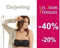 Darjeeling: Les Jours Féériques : -20% et -40% sur une sélection de produits