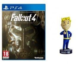 Fnac: Jeu Fallout 4 sur PS4, Xbox One ou PC + 1 figurine Bobblehead à 14,99€