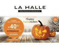 La Halle: -40% sur une sélection de produits dès 2 articles achetés