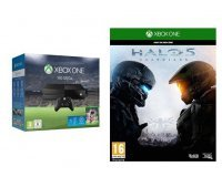 Amazon: Pack Xbox One + Fifa 16 + Halo 5 : Guardians à 349€