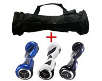 AliExpress: Gyropode / Segway / scooter électrique 2 roues debout à 254,15€