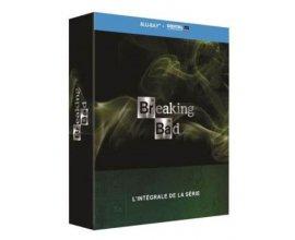 Amazon: Coffret bluray de l'intégral de la Série Breaking Bad à 45,99€