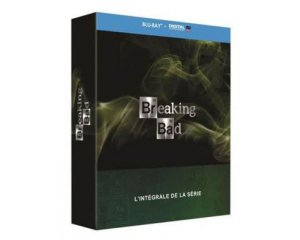 Amazon: Coffret bluray de l'intégral de la Série Breaking Bad à 39,99€