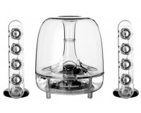 Amazon: Enceintes 2.1 Harman Kardon Soundsticks III à 99,90€
