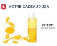 Erborian: Votre Yuza Double Lotion 30ml offerte dès 35€ d'achat