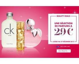 Marionnaud: Beauty Deal : une sélection de parfums de grandes marques en promotion à 29€