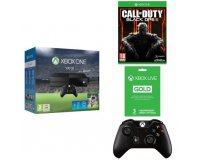Cdiscount: Xbox One + FIFA 16 + COD Black Ops III + 2e manette + Xbox Live 3 mois à 349,99€