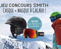 Snowleader: Un casque Vantage et un masque I/O 7 à gagner