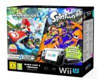 Auchan: Console Nintendo Wii U 32 Go + les jeux Mario Kart 8 et Splatoon à 279,99€