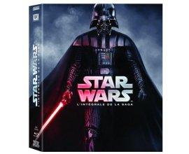 Amazon: Star Wars - La saga en Blu-ray à 49,99€