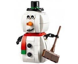 Petit Bateau: Un bonhomme de neige LEGO offert dès 39€ d'achat