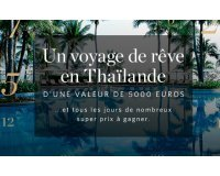Esprit: Tentez de remporter un voyage en Thaïlande