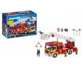 Cdiscount: Camion Pompier Échelle Sirène PLAYMOBIL 5362 à 35,26€
