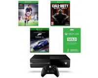 Cdiscount: Xbox One 500Go + FIFA16 + COD Black Ops 3 + Forza 6 + Xbox Live 3 Mois à 349,99€