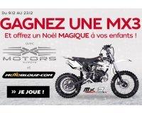 Motoblouz: Une moto 50cc MX3 à gagner