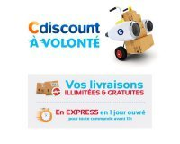 reductions cdiscount