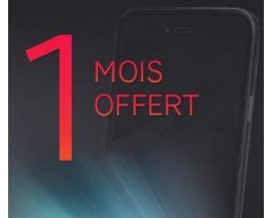 SFR: 1 mois d'abonnement offert sur tous les forfaits 4G et les offres Internet