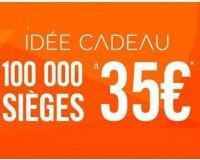 easyJet: 100 000 vols aller simple à 35€ (Rome, Barcelone, Lisbonne, Genève, Venise, etc)