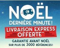 Cdiscount: Livraison express offerte garantie avant noël sur plus de 3000 références