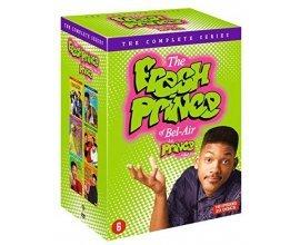 Amazon: Le Prince de Bel-Air - Intégrale des saisons 1 à 6 en DVD à 19,86€