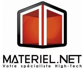 Materiel.net: 15€ de réduction immédiate dès 100€ d'achat sur tout le site
