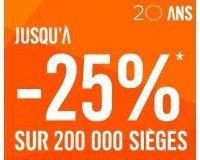 easyJet: Jusqu'à -25% sur 200 000 billets d'avion pour des vols entre le 04/02 & le 06/07