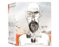 Amazon: [Prime] Intégrale de Breaking Bad en Steelbook Blu-ray collector à 32,99€