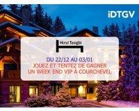 IDTGV: 1 Week-end VIP à Courchevel à gagner