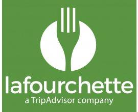 LaFourchette: 1000 Yums offerts soit 10€ de remise en réservant pour la première fois sur l'appli