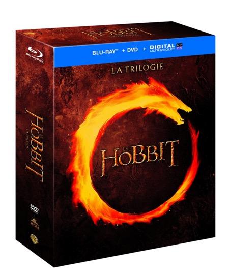 Code promo Amazon : Le Hobbit - La trilogie [Combo Blu-ray + DVD + Copie digitale] à 14,99€